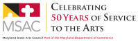 Maryland State Art Council 50th